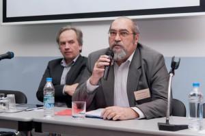 К.Морозов на Учр. конференции профсоюза