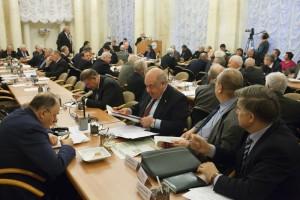 Заседание Президиума РАН в феврале 2015г.